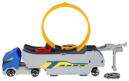 Машина-трек Junfa toys 3 в 1 Трюк