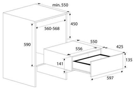 Вакуумный упаковщик ASKO ODV8127B ODV8127B