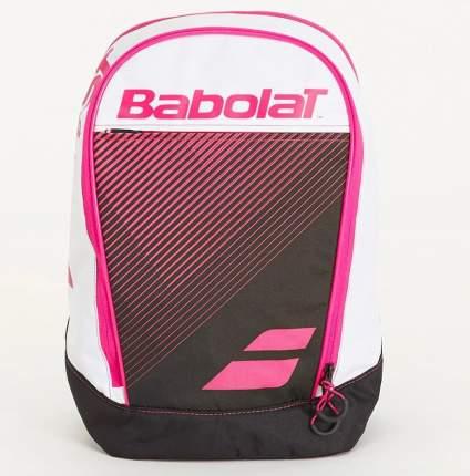 Рюкзак Babolat Backpack Classic Club белый/розовый/черный