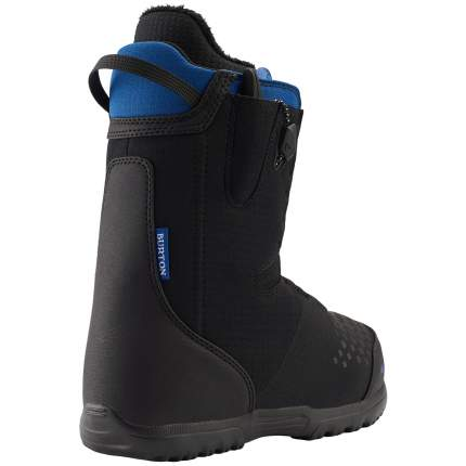 Ботинки для сноуборда Burton Concord Smalls 2020, black/blue, 22