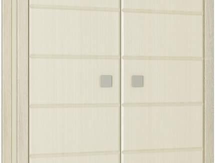 Платяной шкаф Компасс-мебель Изабель ИЗ-12 KOM_IZ12_1 100x55x210, береза снежная/клен