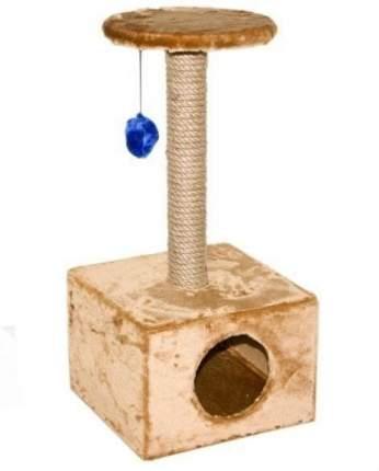 Домик для кошек Дарэлл квадратный малый, в ассортименте, 37х35х73 см