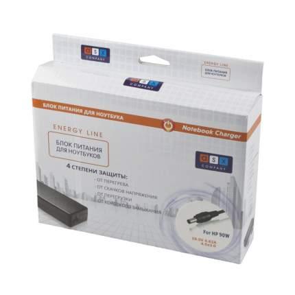 Блок питания ASX для ноутбука HP Compaq 90W (HPCPQ19,5V 4,62A (4,5*3,0))