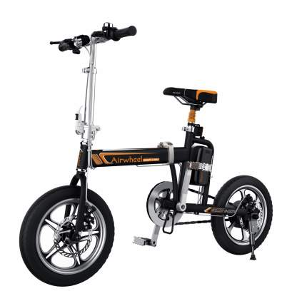 Электровелосипед Airwheel R5+ 2018 One Size black
