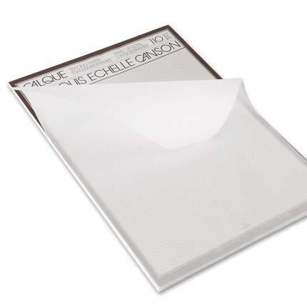 Canson Калька в склейке CANSON, 70г/м2, 21х30см (А4), 50 листов
