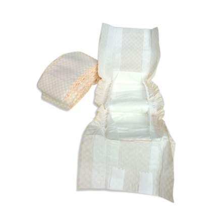 Подгузники для домашних животных Pet Soft Male Diapers одноразовое, талия 30-48 см, 12шт