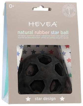 Прорезыватель детский классический Hevea Мяч Черный