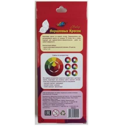 Акриловые краски Color Kit 30 цветов