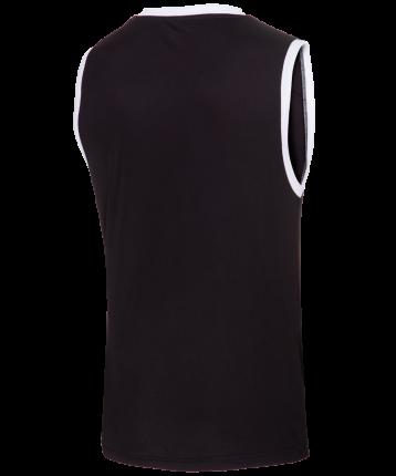 Майка Jogel JBT-1020-061, черный/белый, S INT