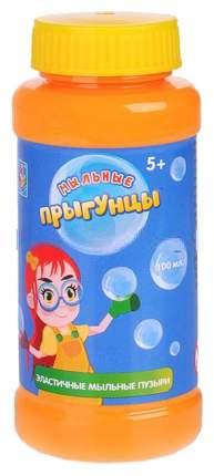 Мыльные пузыри 1Toy Прыгунцы Т14363 100 мл в ассортименте