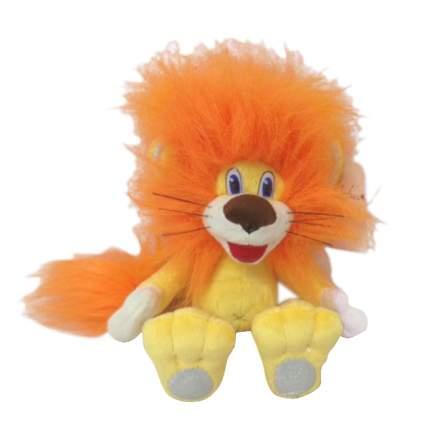 Мягкая игрушка Мульти-Пульти Львенок и черепаха. львенок, озвученная 20 см