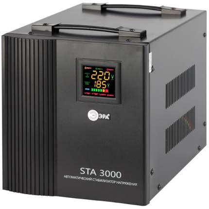 Однофазный стабилизатор ЭРА STA-3000 C0036573