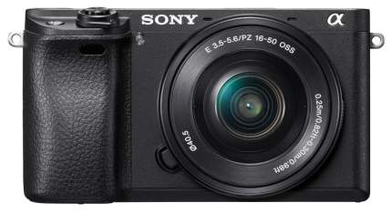 Фотоаппарат системный Sony Alpha 6300 Kit Black