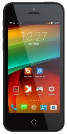 Смартфон teXet iX mini 8Gb Black (TM-4182)