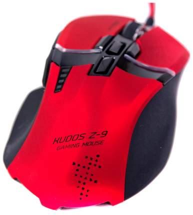 Игровая мышь SPEED-LINK Kudos Z-9 Red/Black (SL-6391-RD)