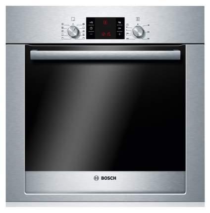 Встраиваемый электрический духовой шкаф Bosch HBA34S550 Silver