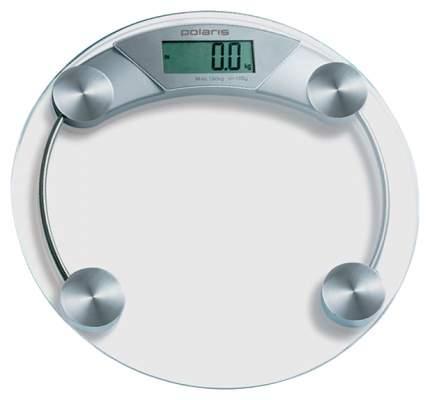 Весы напольные Polaris PWS 1514DG Прозрачный, серебристый