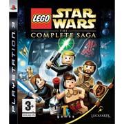 Игра Lego S.W. Complete Saga для PlayStation 3
