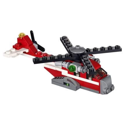 Конструктор LEGO Creator Вертолёт Красный Гром (31013)
