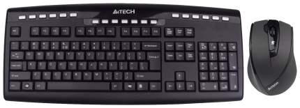 Комплект клавиатура+мышь A4Tech 9200F