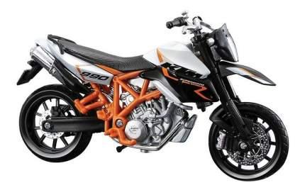 Мотоцикл металлический Bburago KMT 990 Supermoto R 18-51050 1:18