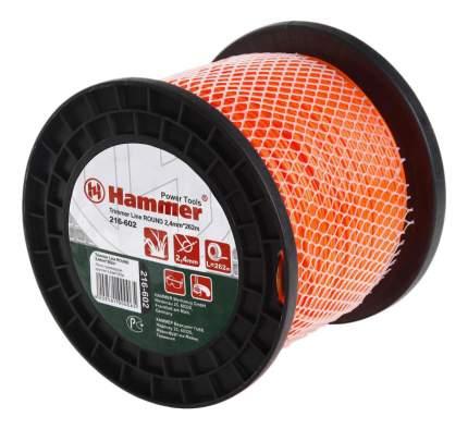 Леска для триммера Hammer 65089