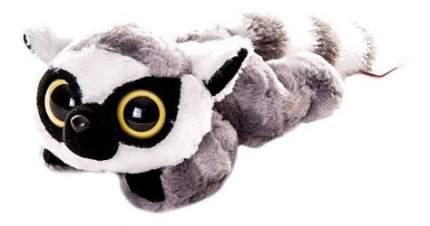 Мягкая игрушка Aurora Юху и его друзья 65-506 Лемур Лемми лежачий, 16 см