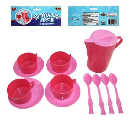 Помогаю маме. Набор посуды для кухни pt-00325