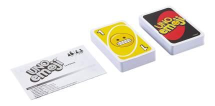 Семейная настольная игра Uno® Уно эмоции DYC15