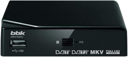 DVB-T2 приставка BBK SMP015HDT2 Black
