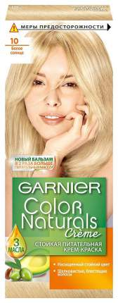Краска для волос Garnier Color Naturals Garnier 10.0 Белое солнце 110 мл