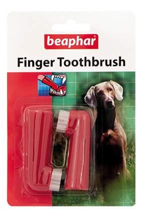 Зубная щетка для животных Beaphar Finger Toothbrush на палец