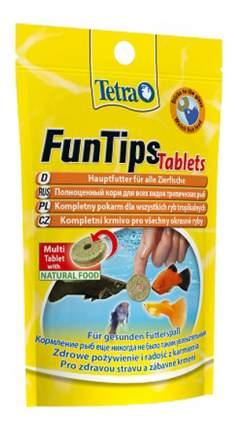 Корм для рыб Tetra FunTips Tablets, для приклеивания к стеклу, таблетки, 28 г