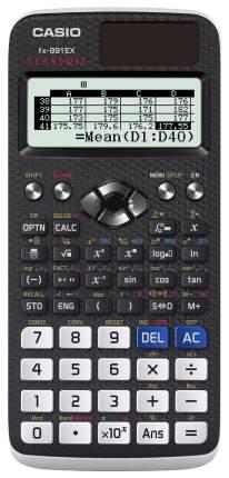 Калькулятор Casio ClassWiz FX-991EX Белый, черный