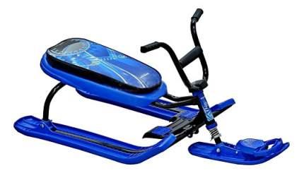 Снегокат R-Toys Penguin Sport моторуль синий