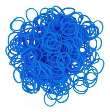 Плетение из резинок Rainbow Loom Neon Blue