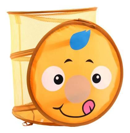 """Корзина для хранения игрушек Shantou Gepai """"Смайлик"""""""