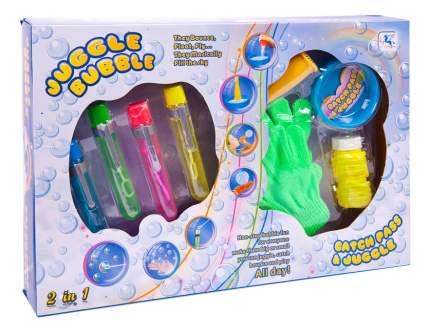 Мыльные пузыри Junfa Toys Набор для запуска мыльных пузырей