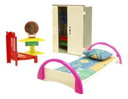 Спальня для кукольного дома Форма