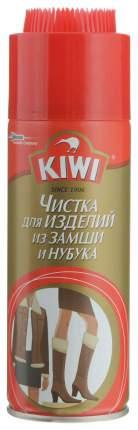 Аэрозоль для обуви Kiwi спрей-чистка для замши и нубука