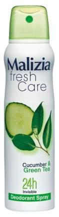 Дезодорант Malizia Fresh Care Cucumber&Green tea