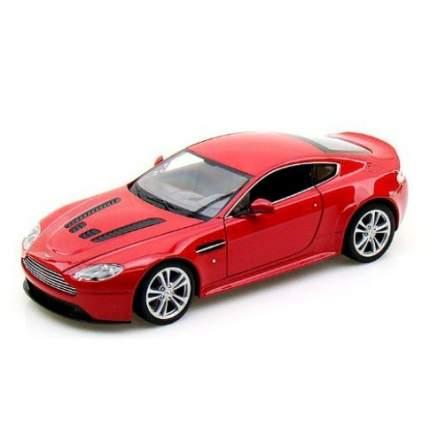 Модель машины Welly Aston Martin V12 Vantage 1:24