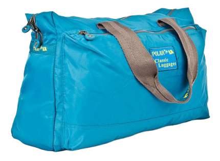 Дорожная сумка Polar П1288-15 голубая 41 x 14 x 26