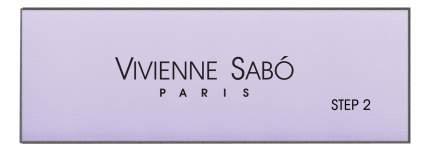 Пилка для ногтей Vivienne Sabo для полировки ногтей 4-х сторонняя