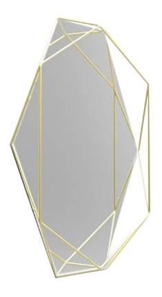 Зеркало настенное Umbra Prisma 42,5х56,5 см, желтый