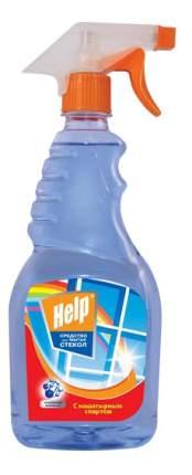 Чистящее средство для стекол и зеркал Help с нашатырным спиртом 0.75л