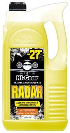 Жидкость стеклоомывателя Hi-Gear -27°C 4л HG5688