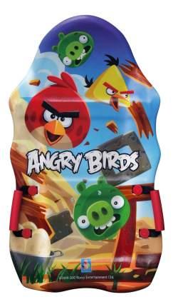 Ледянка детская 1TOY Angry Birds выпуклая с ручками, 94 см