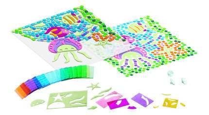 Наборы для создания витража 4M Светящийся витраж Подводное царство
