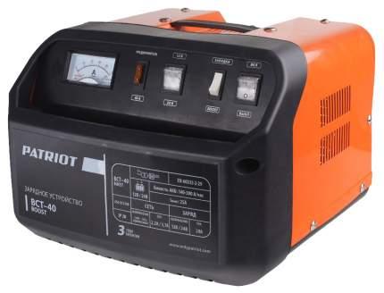 Пуско-зарядное устройство для АКБ PATRIOT BCT-40 Boost 12B 350Ач